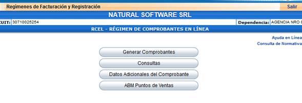factura electronica software sistemas programas